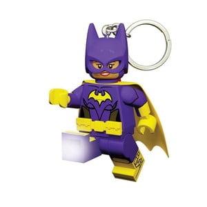 Svítící klíčenka LEGO® Batman Batgirl