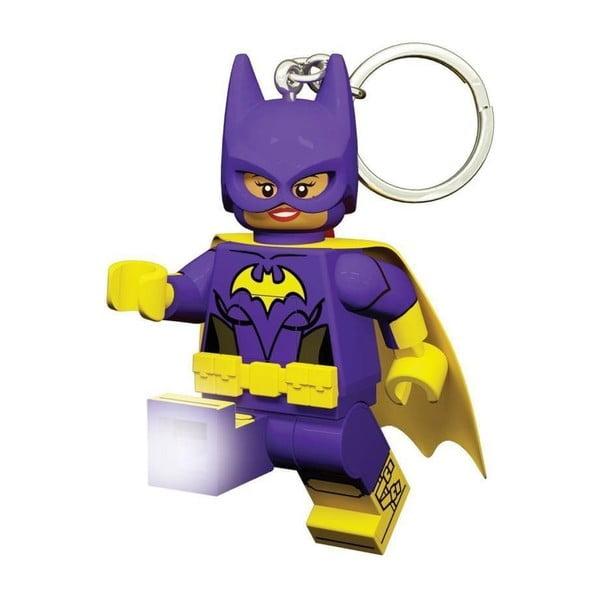 Świecący brelok LEGO® Batman Batgirl