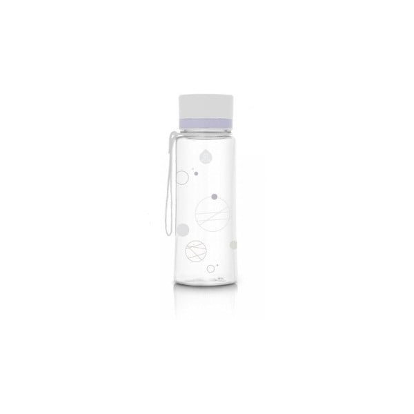 Plastová fľaša Equa Lavender Moon, 0,6 l