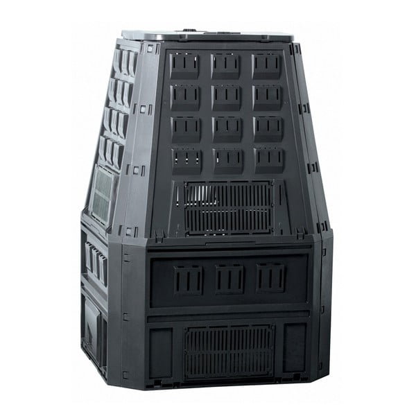 Kompostér EcoJoe 800 l, černý