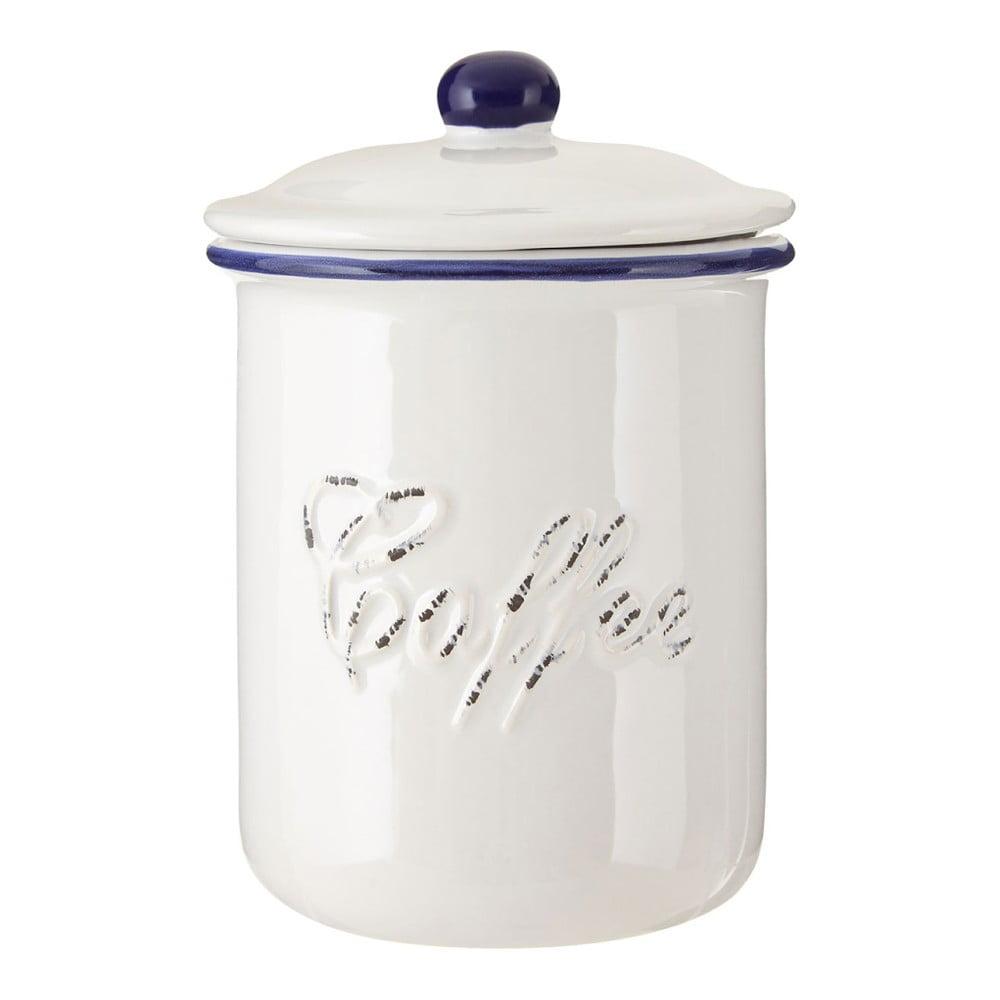 Dóza na kávu z dolomitu Premier Housewares Chiltern, ⌀ 12 cm