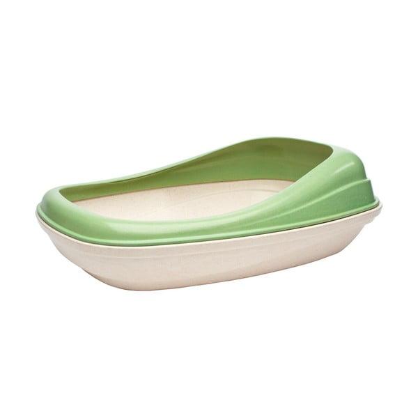 Toaleta pro kočky Beco Tray, zelená