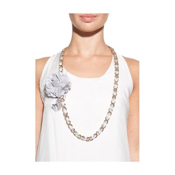 Justine aranyszínű nyaklánc - NOMA