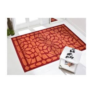 Vysoce odolný koberec Floorita Estro Rojo, 160 x 230 cm