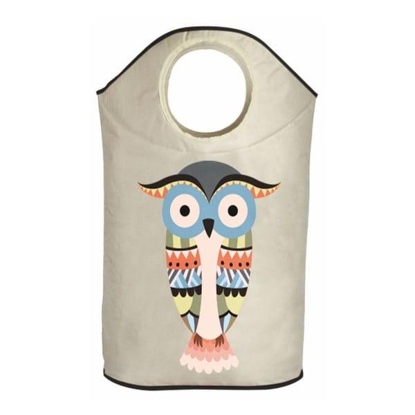 Koš na prádlo Tribal Owl
