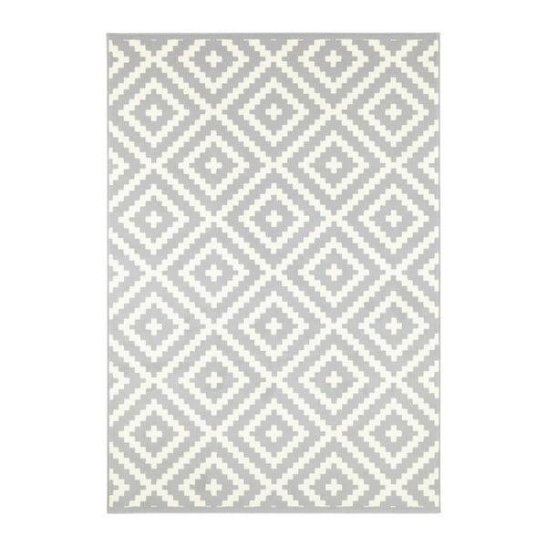 Sivo-krémový koberec Hanse Home Celebration Mazzo, 120 x 170 cm