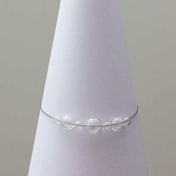 Skleněný náhrdelník ko–ra–le Crystal vol. 4
