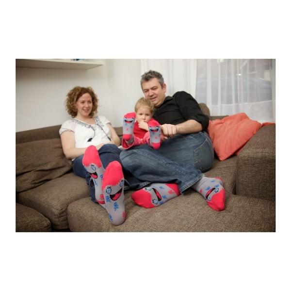 Dětské ponožky Mr. Grrril (2-4 roky)