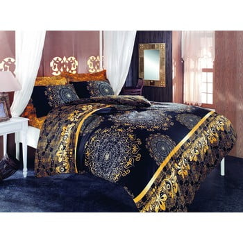 Lenjerie de pat cu cearșaf Osman, 200 x 220 cm de la Pearl Home