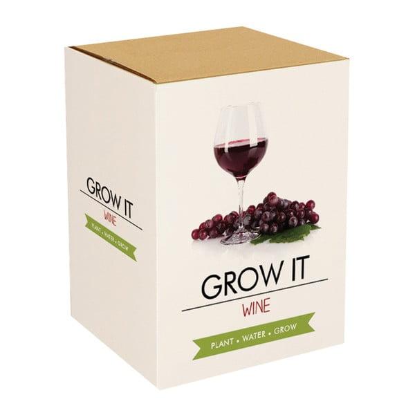 Zestaw do uprawy roślin Gift Republic Wine