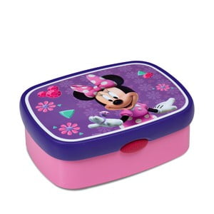 Dětský svačinový box Rosti Mepal Minnie Mouse
