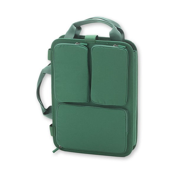 """Taška na notebook 13,5"""" Moleskine, zelená"""