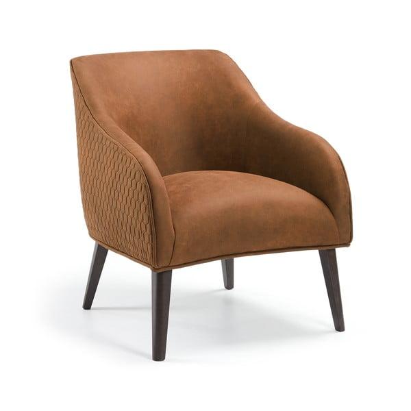 Lobby barna fotel - La Forma