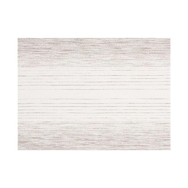 Hnědošedé prostírání Tiseco Home Studio Chambray, 45 x 33 cm