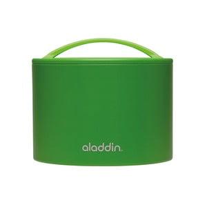 Zelený termobox na svačinu Aladdin Bento, 600 ml