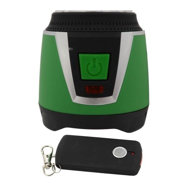 Felinar LED Cattara Camping Remote Control, verde