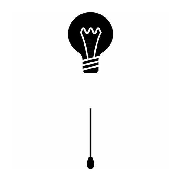 Samolepka Light Bulb for Plug
