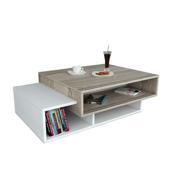 Konferenční stolek White Tab