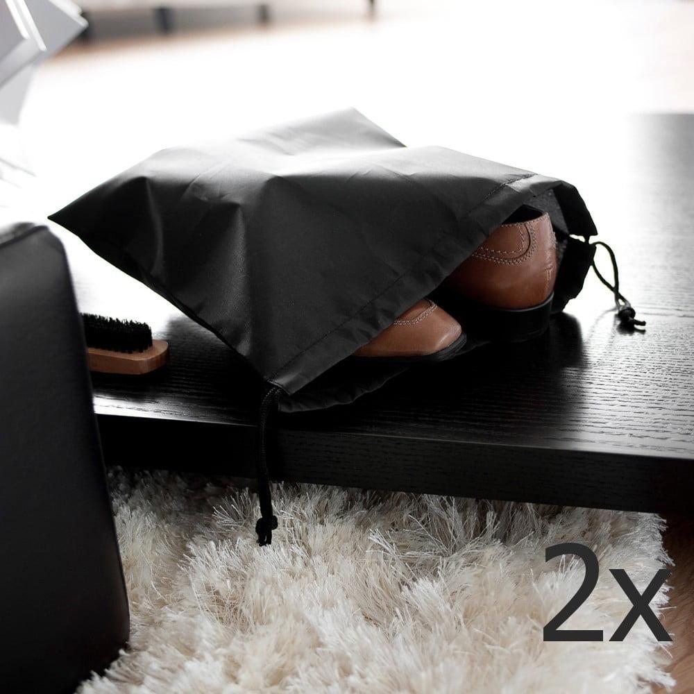 e74b2247245cb Sada 2 černých pytlíků na obuv Compactor Bags