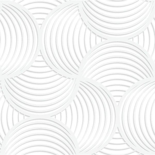Povlečení Nordicos Daisy Gris, 200x200 cm