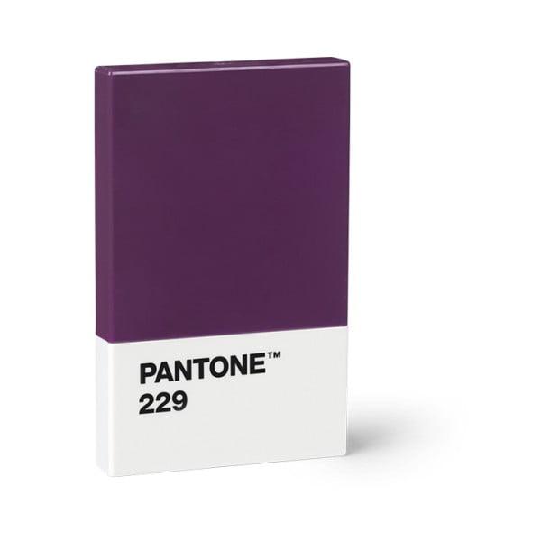 Suport cărți de vizită Pantone, mov