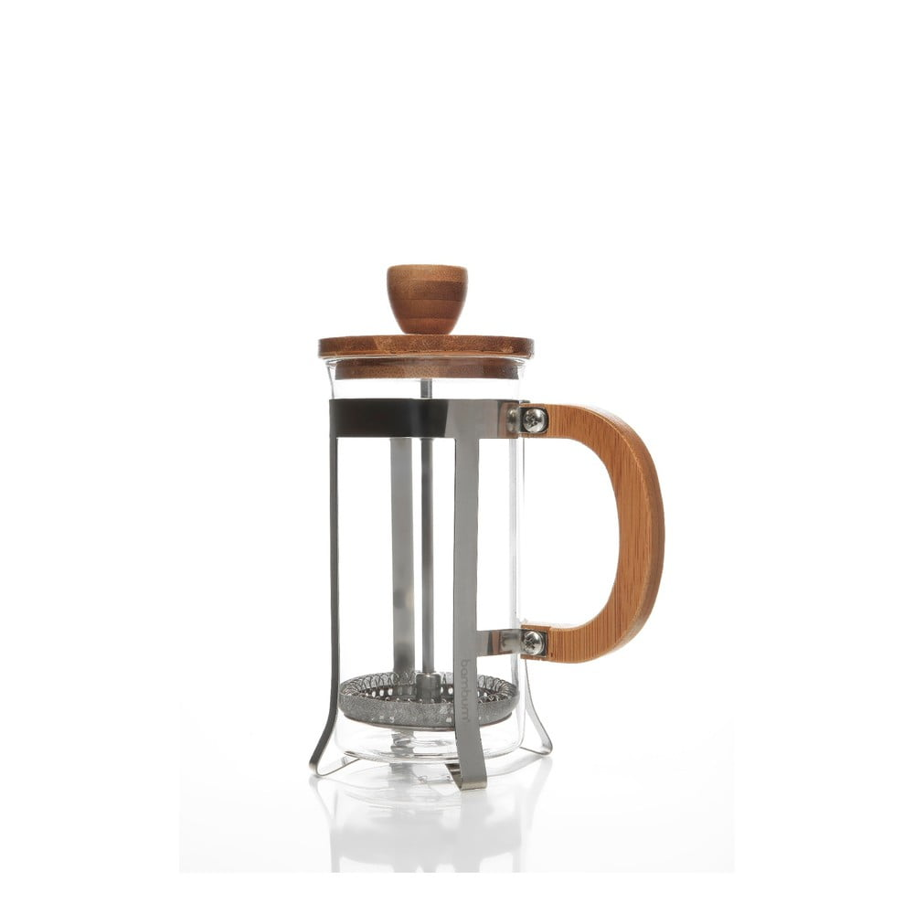 French Press ze skla Bambum Ginza 350 ml