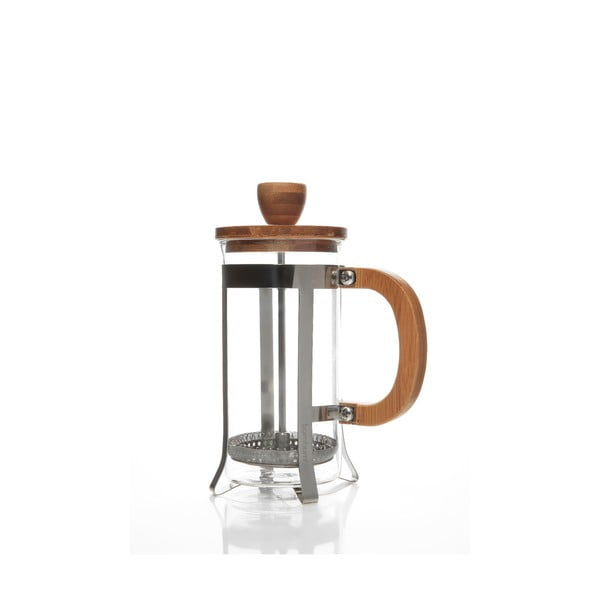 French Press ze skla Bambum Ginza, 350 ml