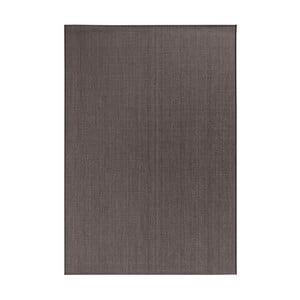 Šedočerný koberec vhodný do exteriéru Bougari Match, 160x230cm