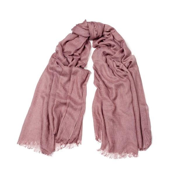 Šátek Alicia Mauve