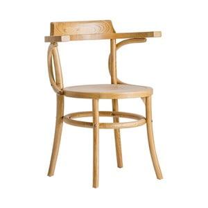Jídelní židle z jilmového dřeva VICAL HOME Munster