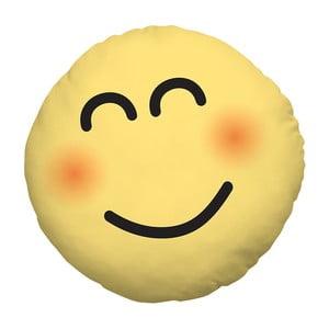 Polštář Emoji Smile, 39 cm