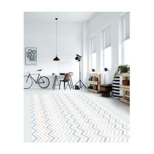 Covor din vinilin Floorart Lilly, 133 x 200 cm