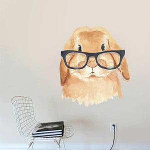 Samolepka na stěnu Inteligent, 70x50 cm