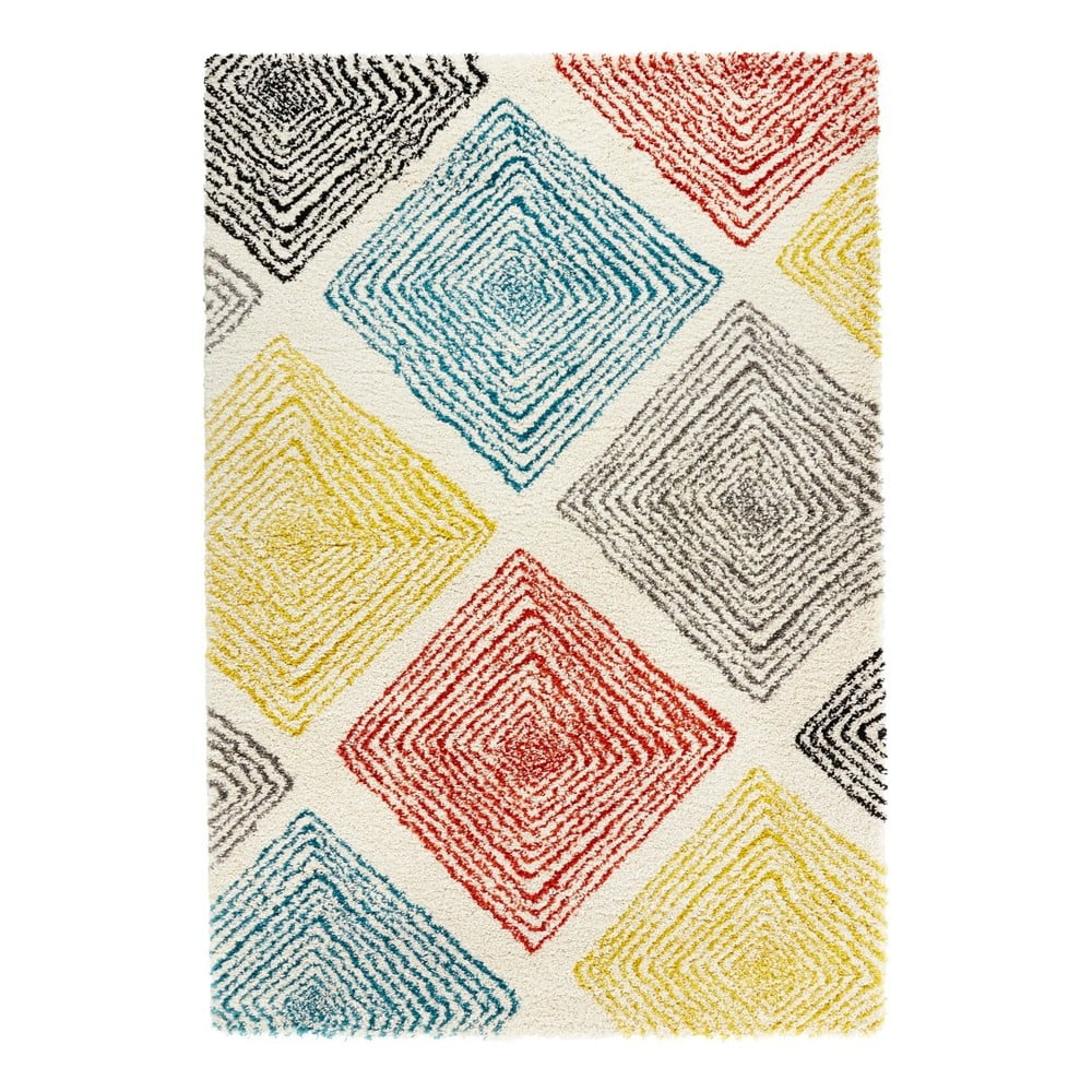 Koberec Mint Rugs Allue Rainbow 120 x 170 cm
