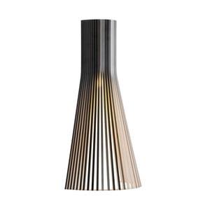 Nástěnné svítidlo Secto 4230 Black, 60 cm