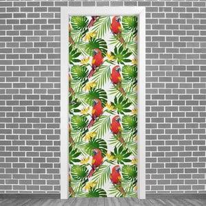 Samolepka na dveře LineArtistica Nancy, 80 x 215 cm