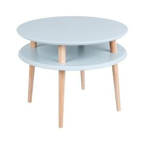 Světle šedý konferenční stolek Ragaba UFO,Ø57cm