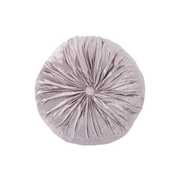 Kulatý polštář Old Pink, 60 cm