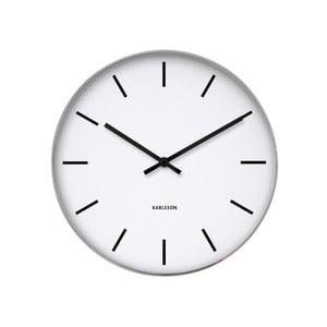 Nástěnné hodiny Present Time Station