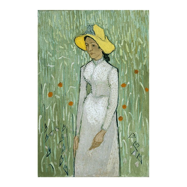 Tablou Vincent van Gogh - Girl in White, 40x26 cm