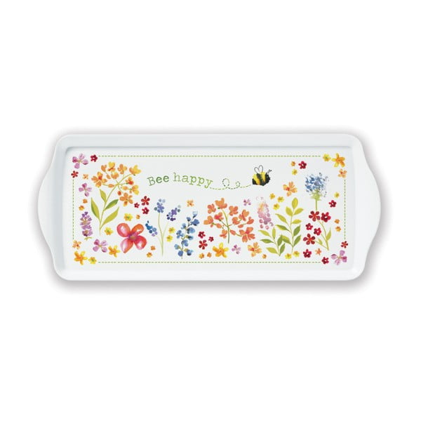 Tavă din plastic Cooksmart Bee Happy