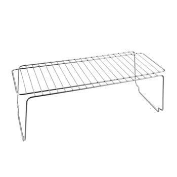 Etajeră atașabilă dulapului de bucătărie Metaltex Polo, lățime 19 cm de la Metaltex