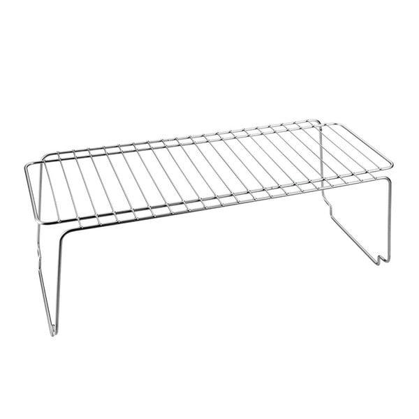 Etajeră atașabilă dulapului de bucătărie Metaltex Polo, lățime 19 cm