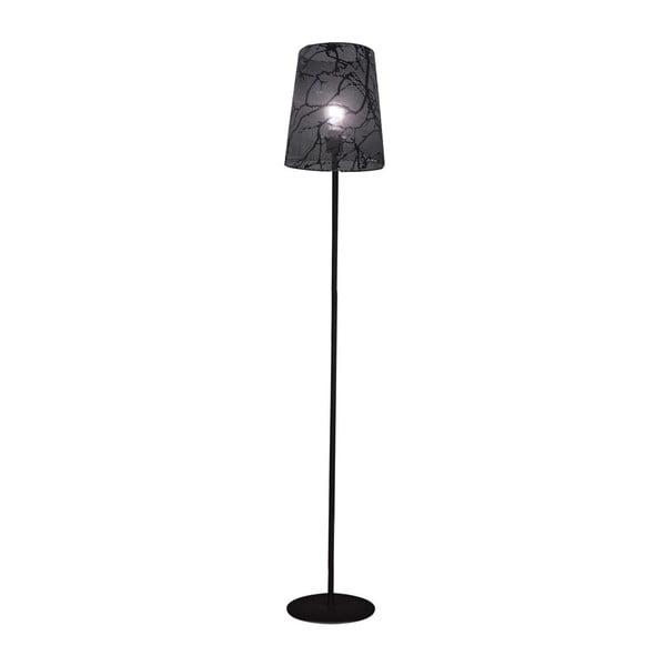Stojací lampa Odys Black