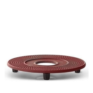Suport din fontă pentru ceainic Bredemeijer Xilin, roșu