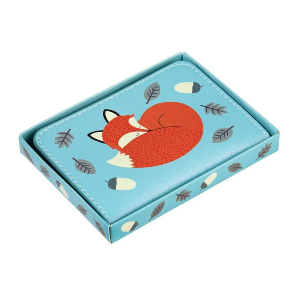 Etui na karty Rex London Rusty The Fox
