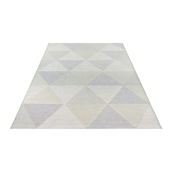Zelený koberec vhodný i na ven Elle Decor Secret Sevres, 200 x 290 cm