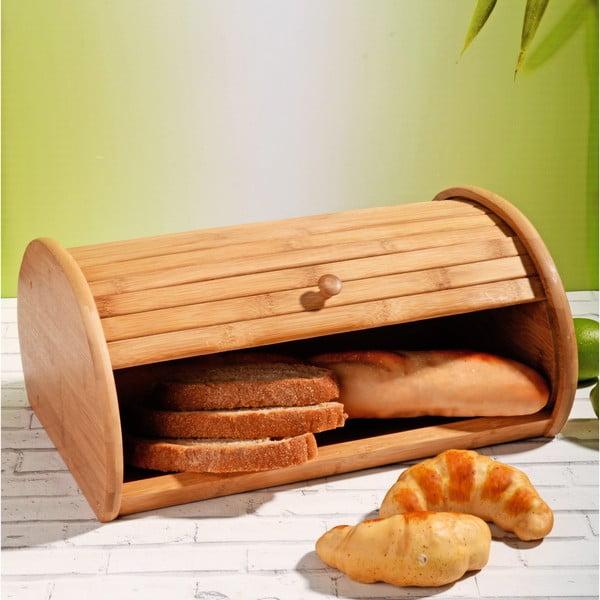 Bambusový chlebník Lizzy
