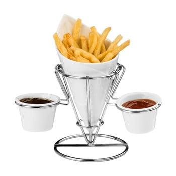 Suport pentru cartofi prăjiți și dip Premier Housewares Hollywood de la Premier Housewares