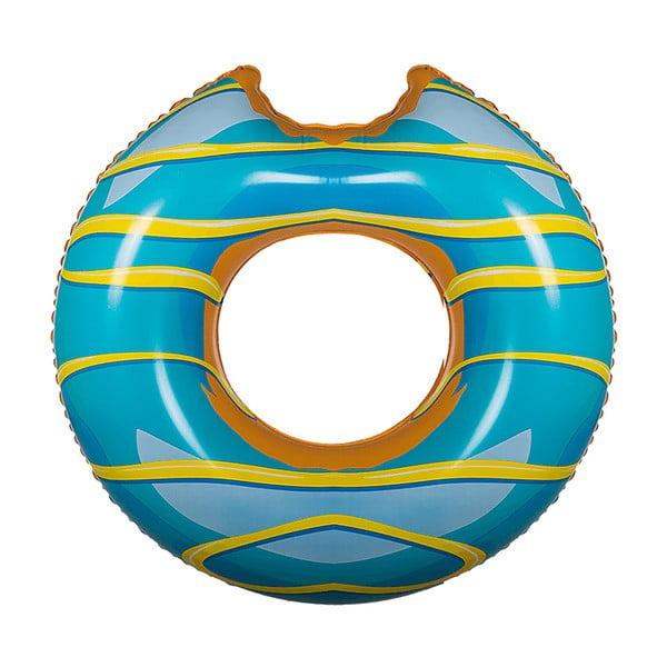 Nafukovací kruh InnovaGoods Blue Donut